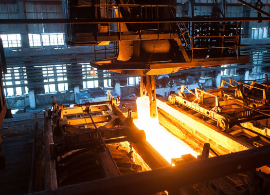 Industrial Foundry