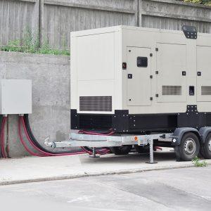 Industrial Backup Generator Rentals near me