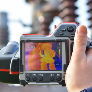 Thermal Imaging for Temperature Monitoring