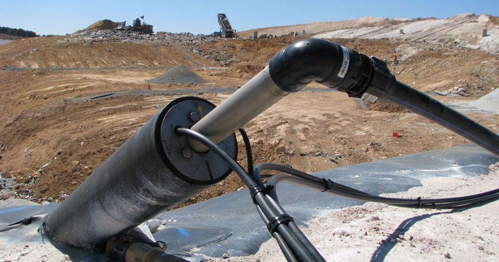 Leachate Pump System Repair