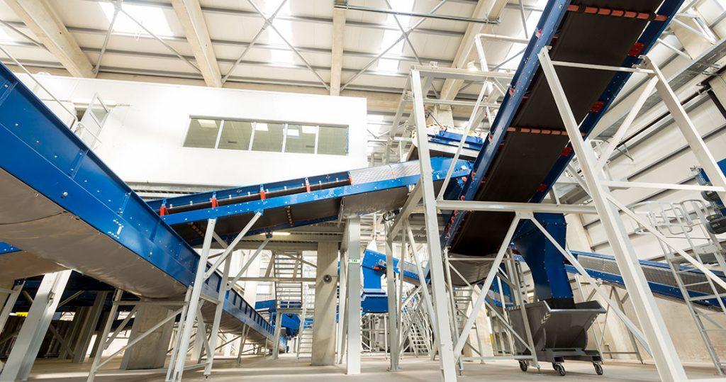 Conveyor Installation