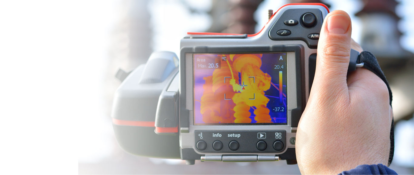 Thermal Imaging and Camera | Commercial Electrician